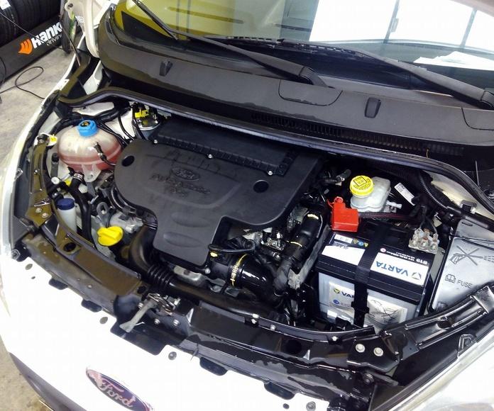 Ford ka 1.3 diésel : Servicios de DG Autointegral