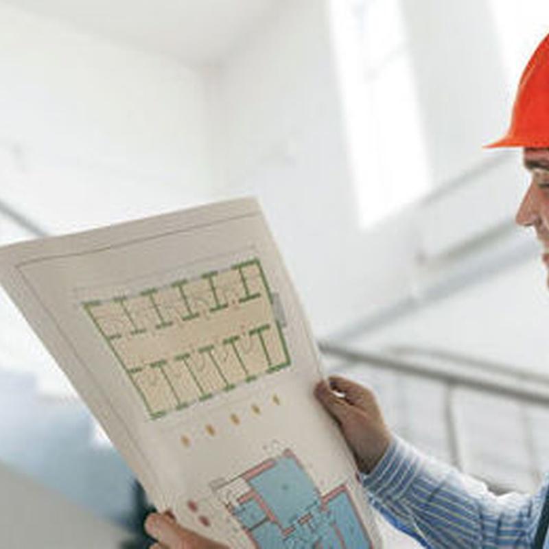Direcciones de obra: Servicios de Gabinete de Arquitectura Técnica: José Andrés Roa Corcuera