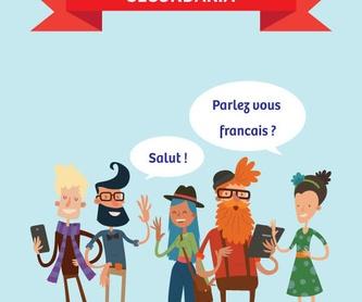 Francés para Primaria: Servicios de Keenaid