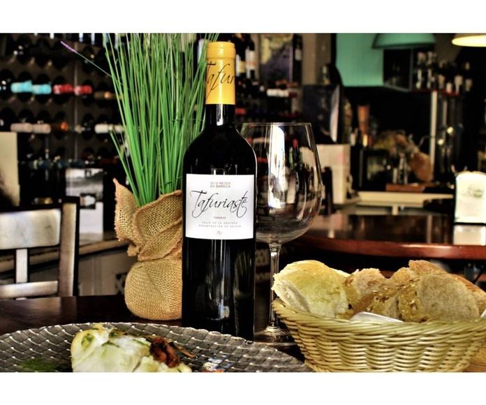 Vinos por copas: Nuestra carta de Restaurante Bodegón Tapias