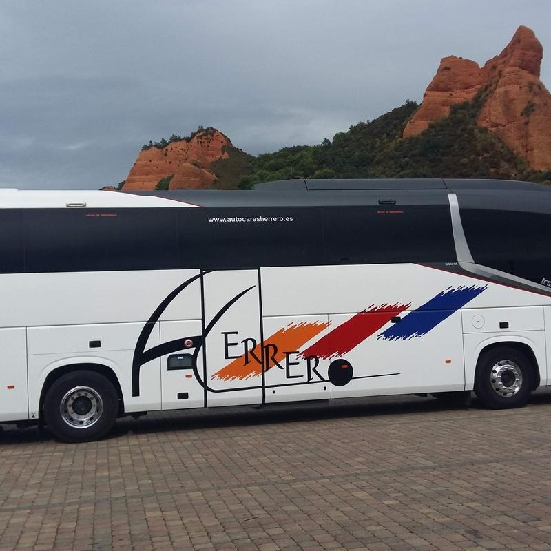 Transporte discrecional: Servicios de Autocares Herrero