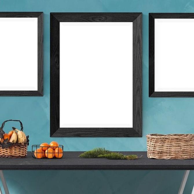 Ideas y consejos para decorar tu casa con fotos en lienzo