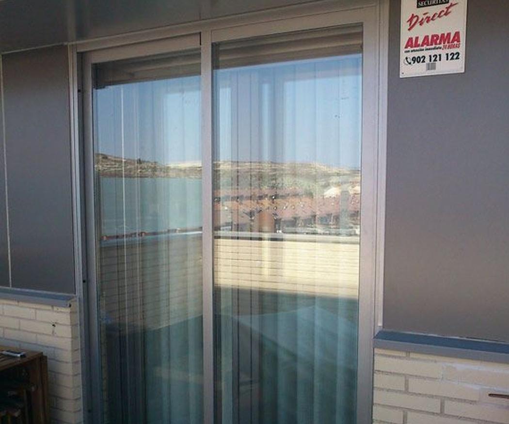 Mantenimiento y limpieza de las ventanas de aluminio