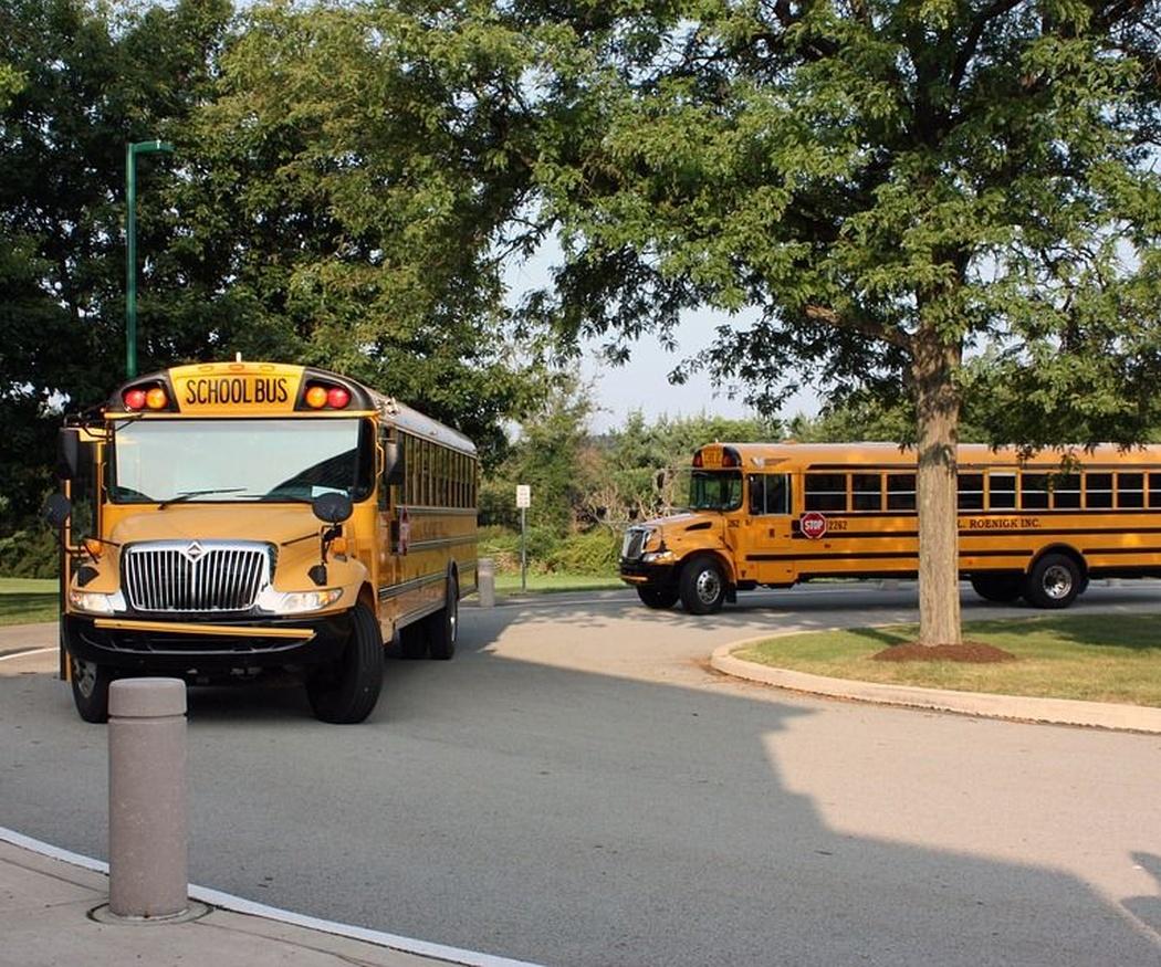 Viajes largos en autobús con niños