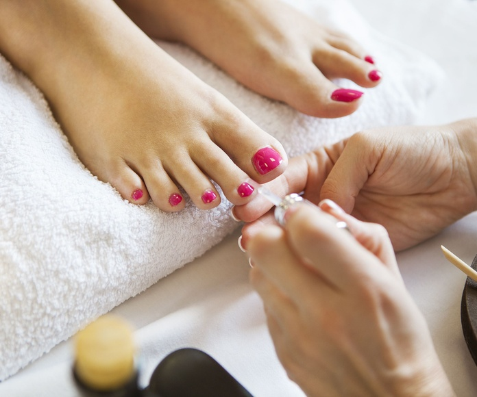 Pedicura: Productos y tratamientos de Gum Beauty & Art