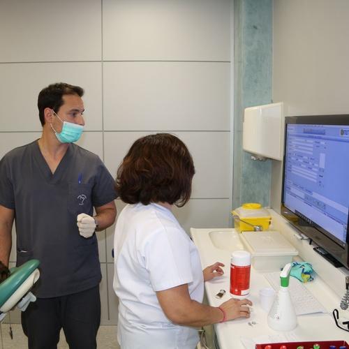 Escàner intraoral en Cornella de Llobregat