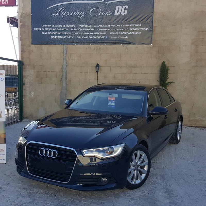 AUDI A6 Sline: Venta de vehículos de Luxury Cars DG