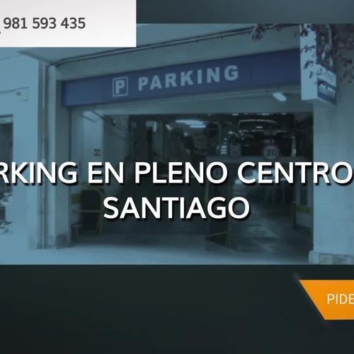 Parking en Santiago de Compostela | Ansedes Domínguez, S.C.V.