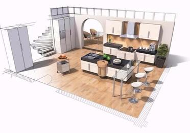 Diseño de cocinas