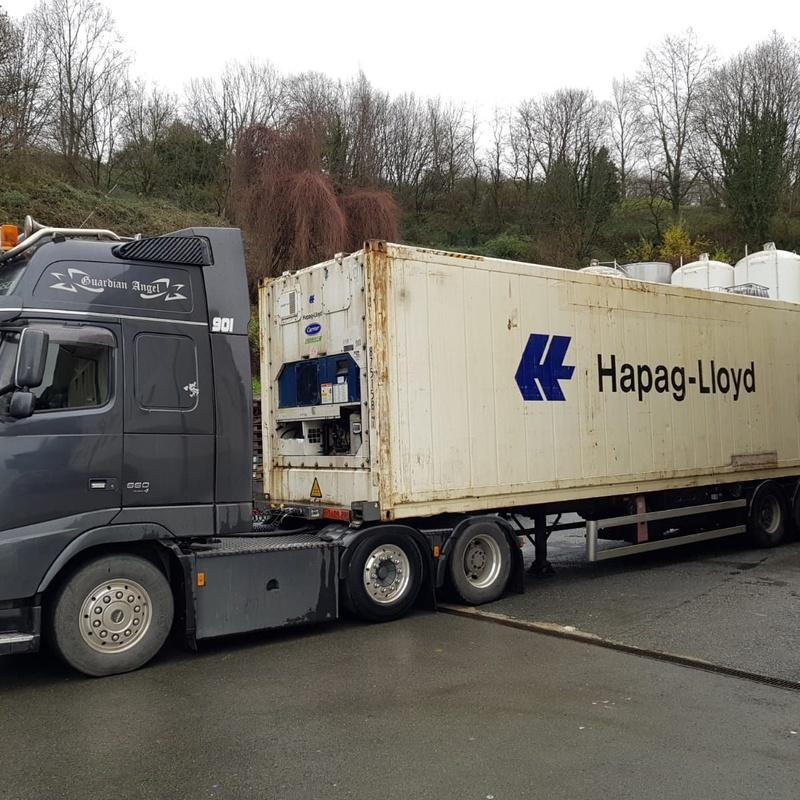 Otros contenedores: Servicios de Transportes Biotrans Garraioak