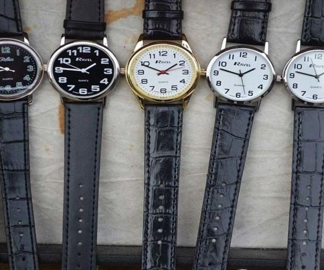 Cuidado de la correa de cuero de un reloj
