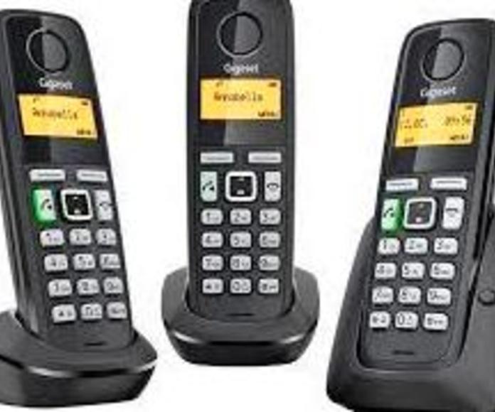 A-220 TRIO: Nuestros productos de Sonovisión Parla