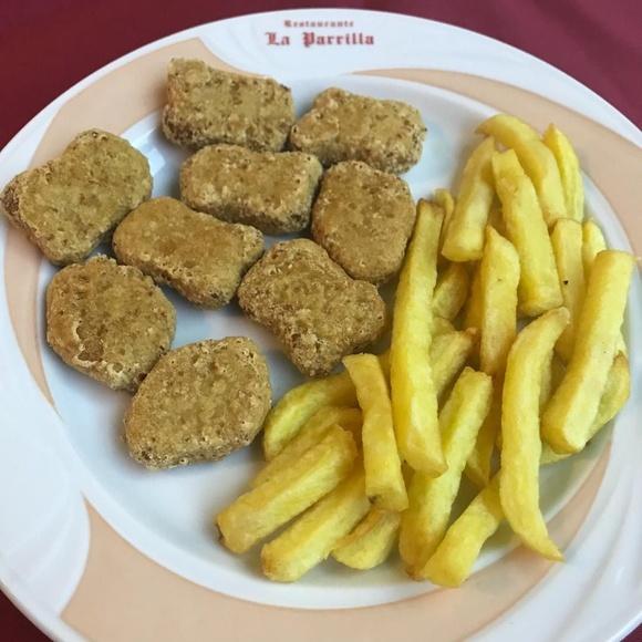Menú infantil: Menús de Restaurante Terraza La Parrilla de Valdemoro