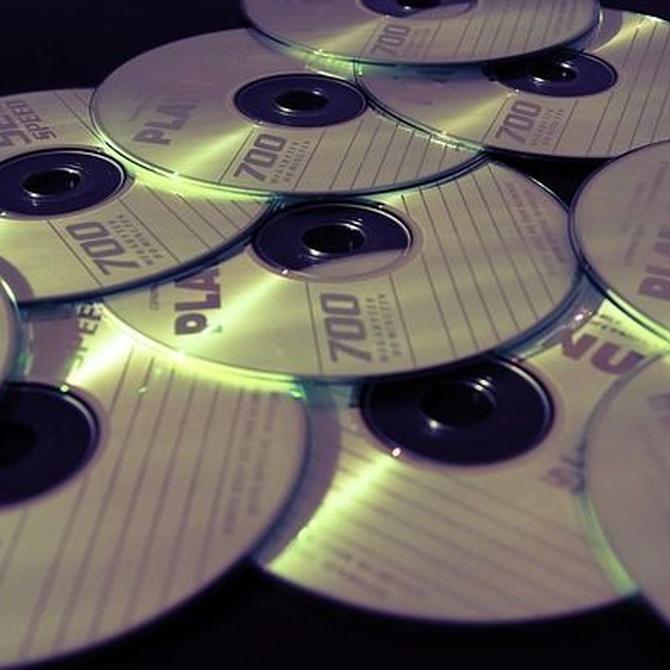 Convierte nuestras cajas en estuches para tus CD's