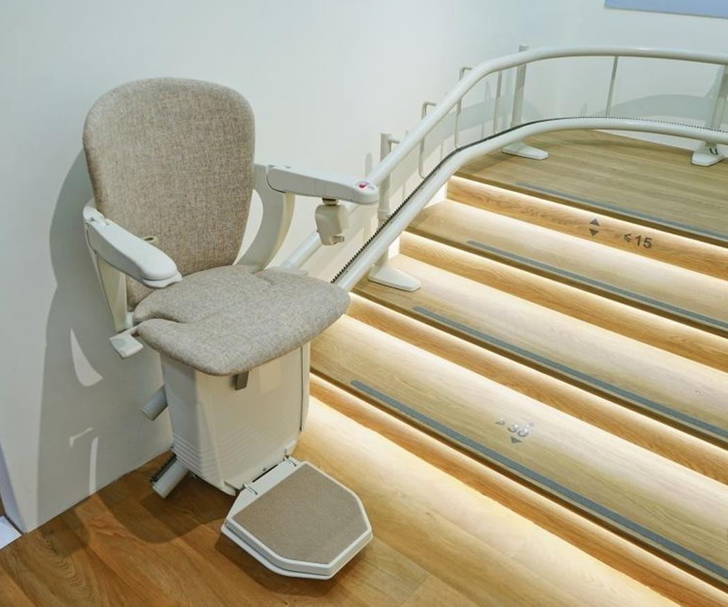 ¿En qué enfermedades son útiles las sillas salvaescaleras?