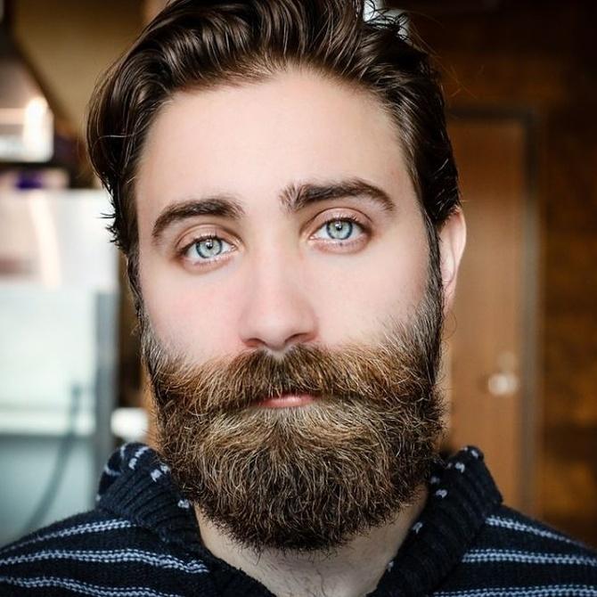 Descubre las razones psicológicas de llevar barba