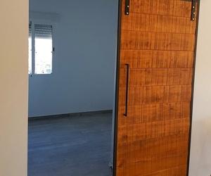 Instalación puerta de paso corredera