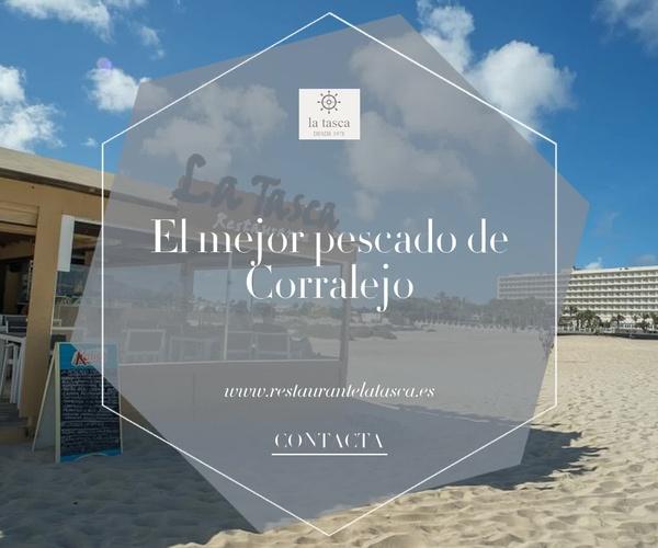 Restaurantes con vistas al mar en Corralejo | Restaurante La Tasca
