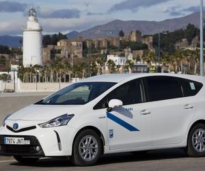 Traslados en taxi de largo recorrido en Málaga