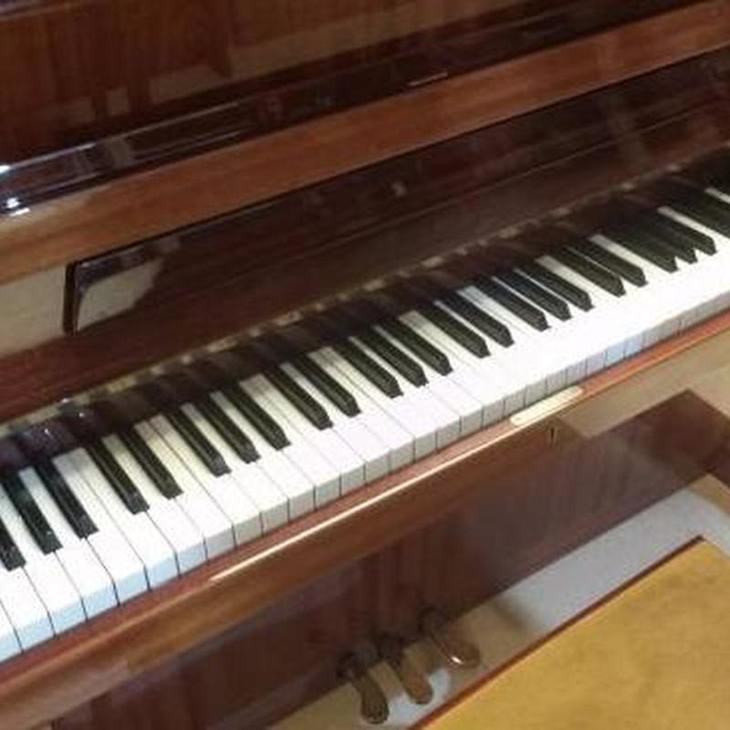 PIANO ALQUILER  ZIMMERMAN: Catálogo de L'Art Guinardó