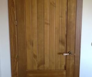 Puertas de madera en Salamanca
