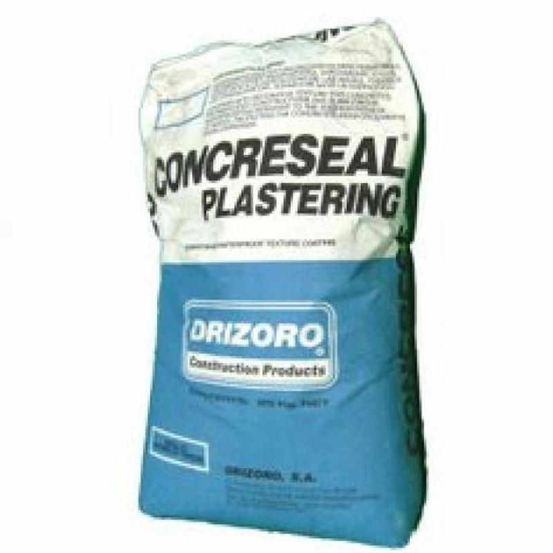 CONCRESEAL® PLASTERING: Servicios de Ingarpe
