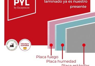PLACA PYL 13MM