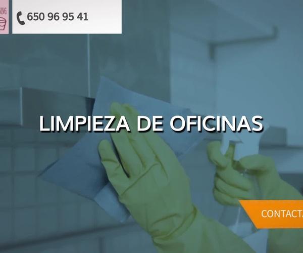 Limpieza de oficinas en Sant Quirze del Vallès