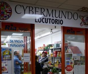 Cybermundo Locutorio