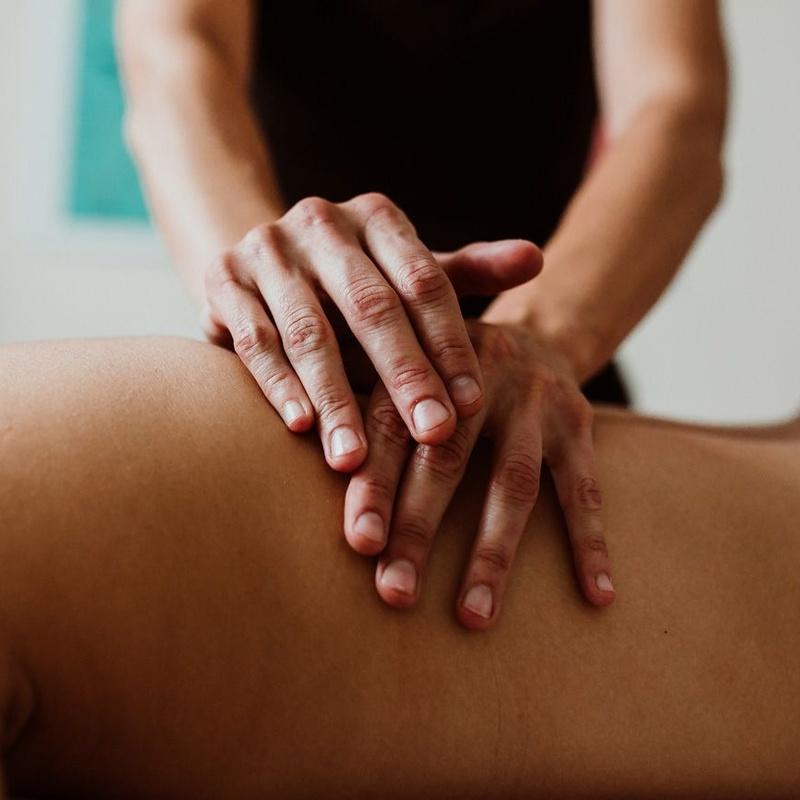 Masoterapia: Terapias  de MQ Fisioterapia