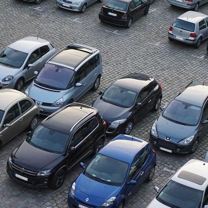Matriculación de vehículos: Servicios de Gestoría Molina