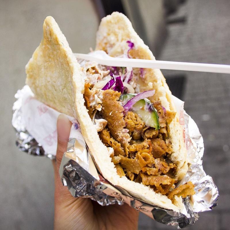 Menú kebab: Carta de Son Delicias