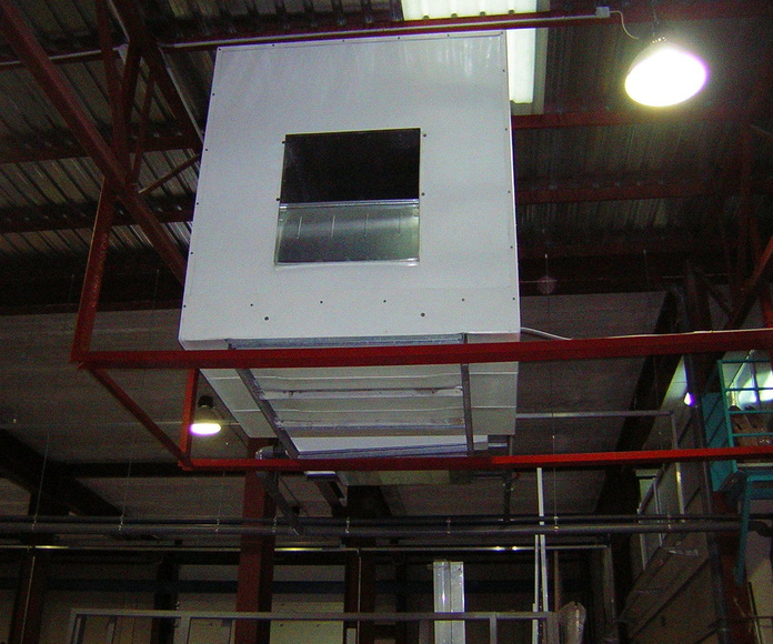 Humibat - Refrigeración Evaporativa