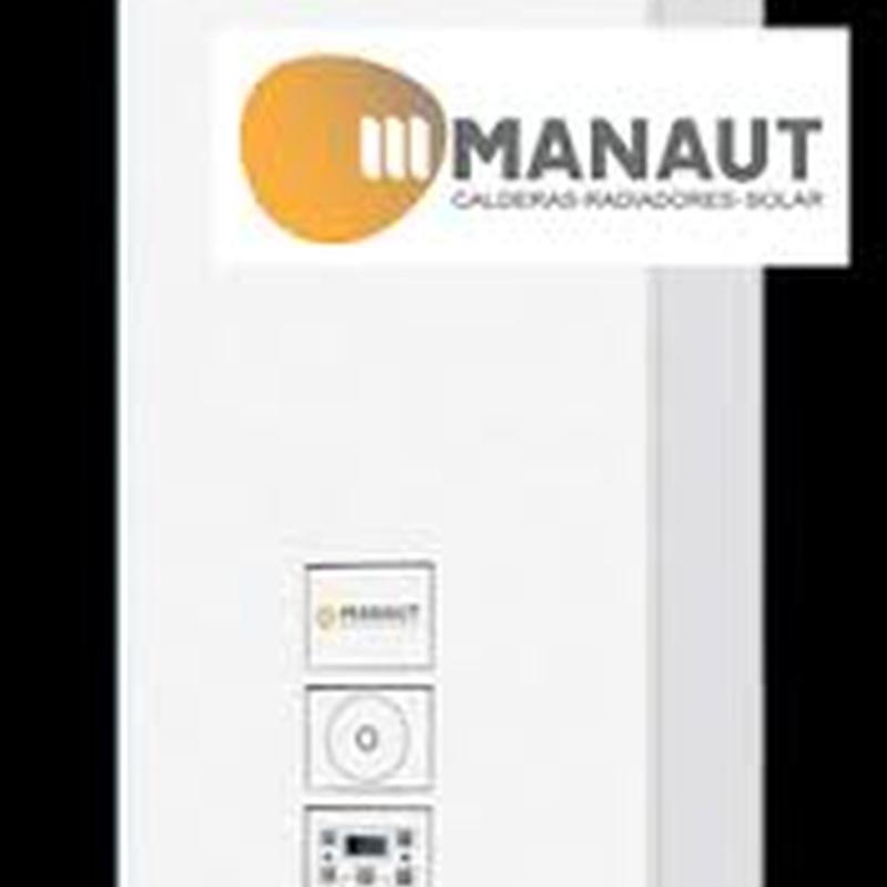 MANAUT MITO CONDENS  INOX ERP 24: Productos de Instalaciones Hermanos Munuera