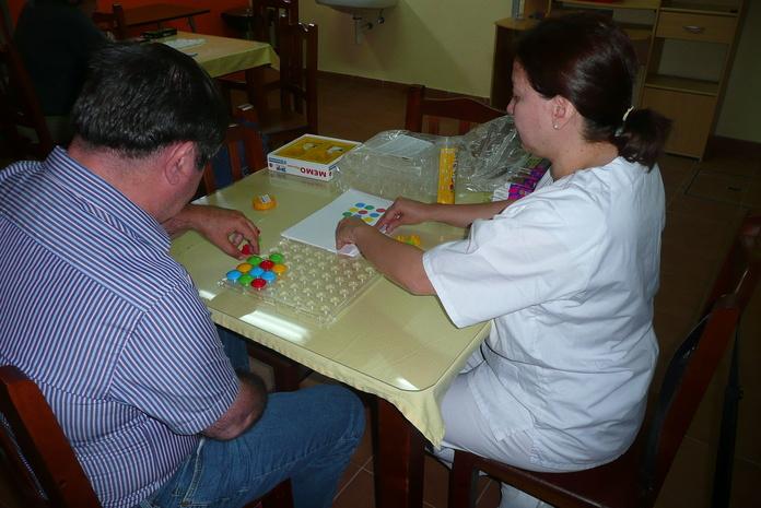 Prevención, mantenimiento y rehabilitación: SERVICIOS de EIS AILA DEPENDENCIA SL