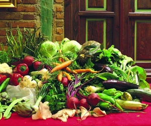 Cestas de verduras ecológicas en A Coruña