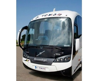 TRASLADOS AL AEROPUERTO: Servicios de Autobuses A. Tomás