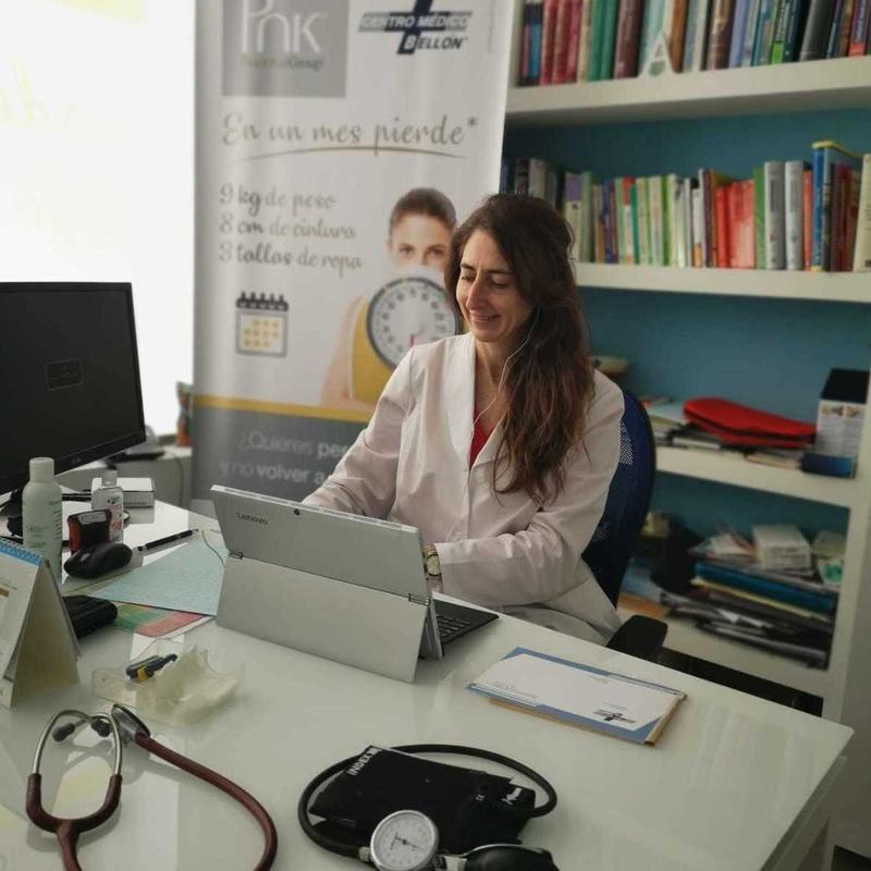 Videoconsulta o consulta telemática: Tratamientos de Centro Médico Bellón