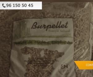 Venta de pellets en Valencia: Leñas Bon Llar