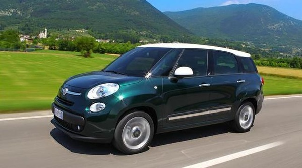 FIAT 500 LIVING 7 PLAZAS, UN MONOVOLUMEN PURO DISEÑO