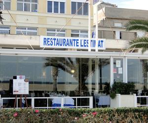 Restaurante al pie de playa en Valencia