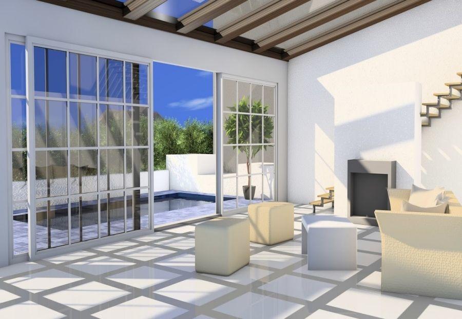 Cierra tu terraza y aprovecha los techos móviles