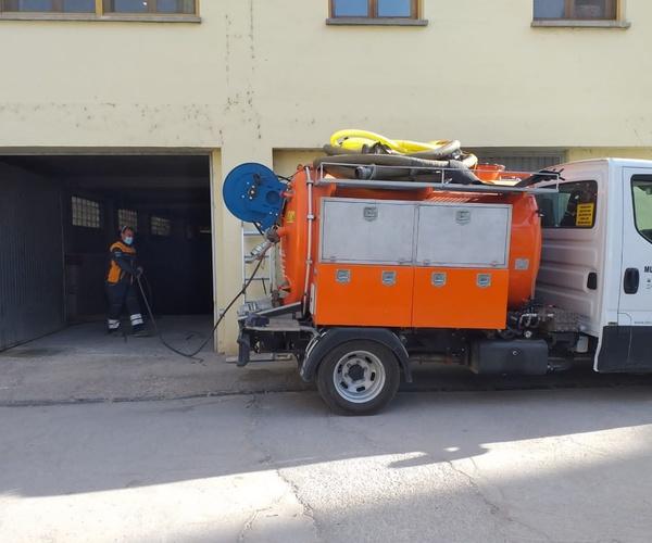 Desatascos domésticos en Teruel