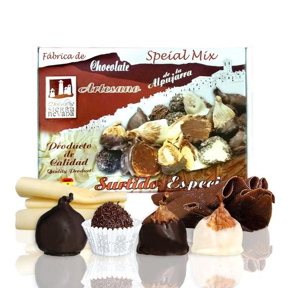 Surtido especial de chocolates
