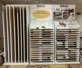 Cenefas y centro decorativo: Productos de Parquet Logar