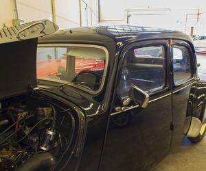 Restauranción de coches de época