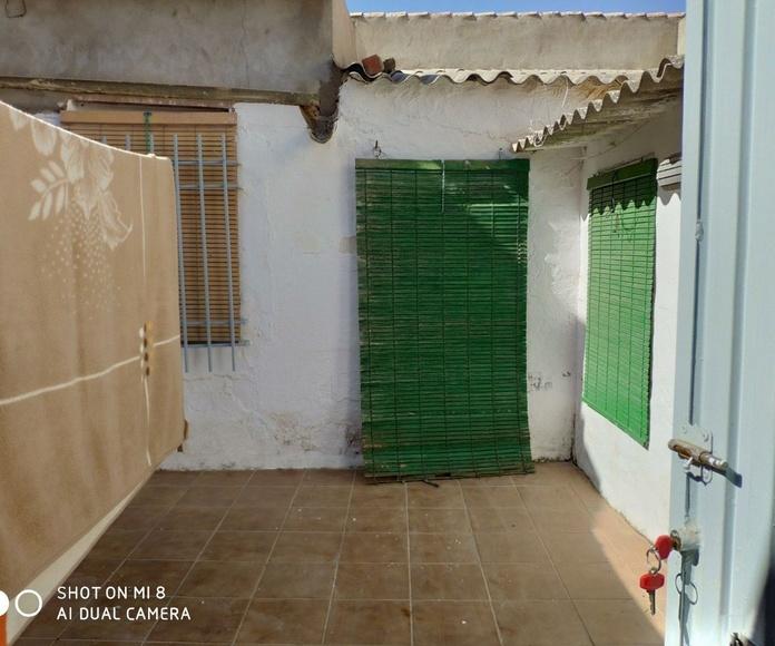 Casa en Cervantes planta baja: Inmuebles de ANTONIO ARAGONÉS DÍAZ PAVÓN