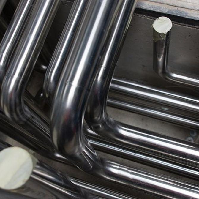¿Sabes cómo se descubrió el acero inoxidable?