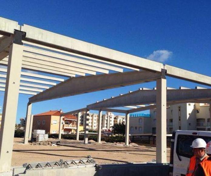 Edificación: Servicios de M3J Urban Projects Office
