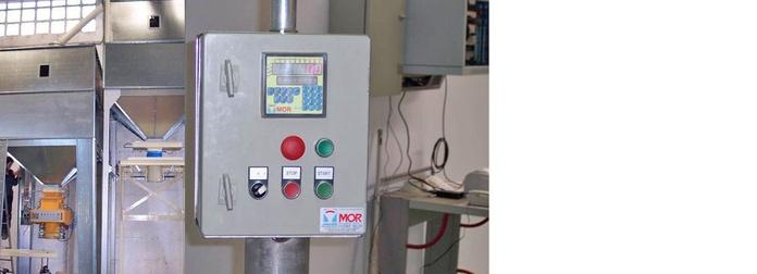 Aplicaciones llenado y dosificación: Productos de Básculas Mor